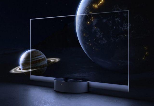 Xiaomi Mi TV LUX Transparent TV (5)