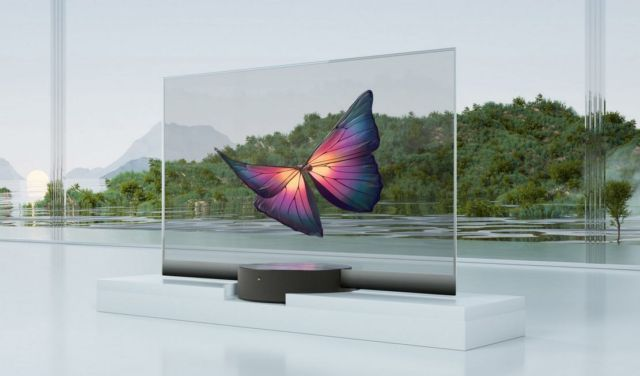 Xiaomi Mi TV LUX Transparent TV (3)