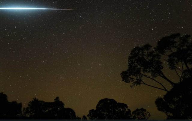 1,000 Meteors