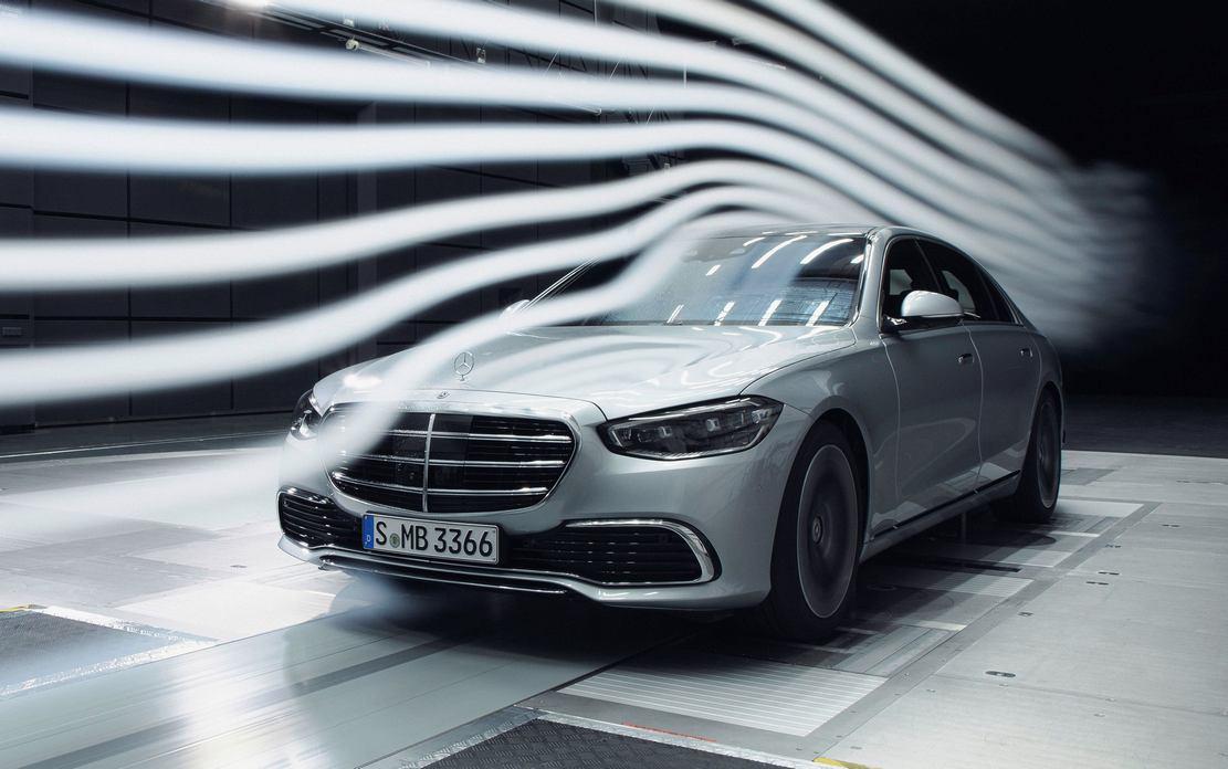 2021 Mercedes-Benz S-Class (25)