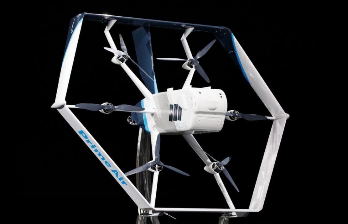 Amazon gets Permission for Drone Deliveries