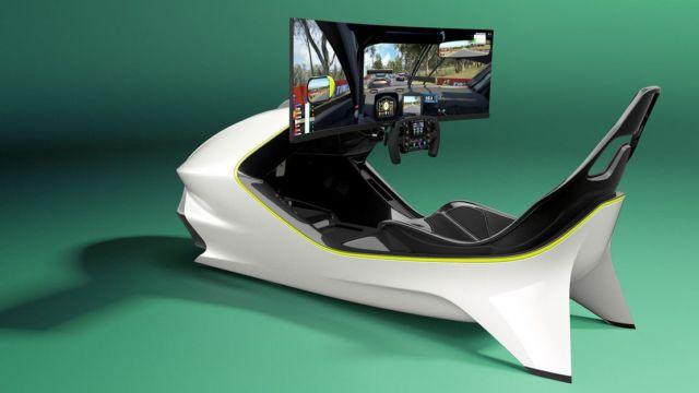Aston Martin AMR-C01 Racing Simulator (8)