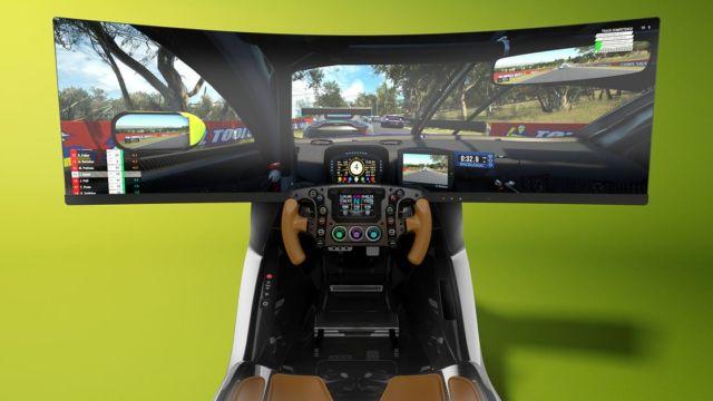Aston Martin AMR-C01 Racing Simulator (7)