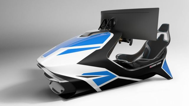 Aston Martin AMR-C01 Racing Simulator (6)