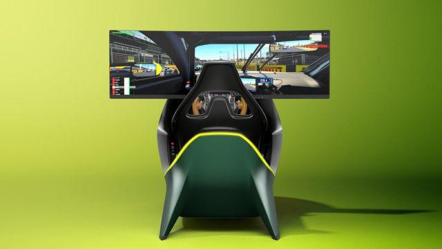 Aston Martin AMR-C01 Racing Simulator (4)