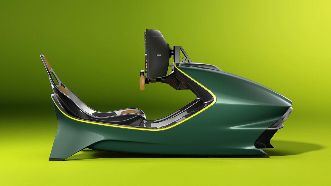 Aston Martin AMR-C01 Racing Simulator (1)