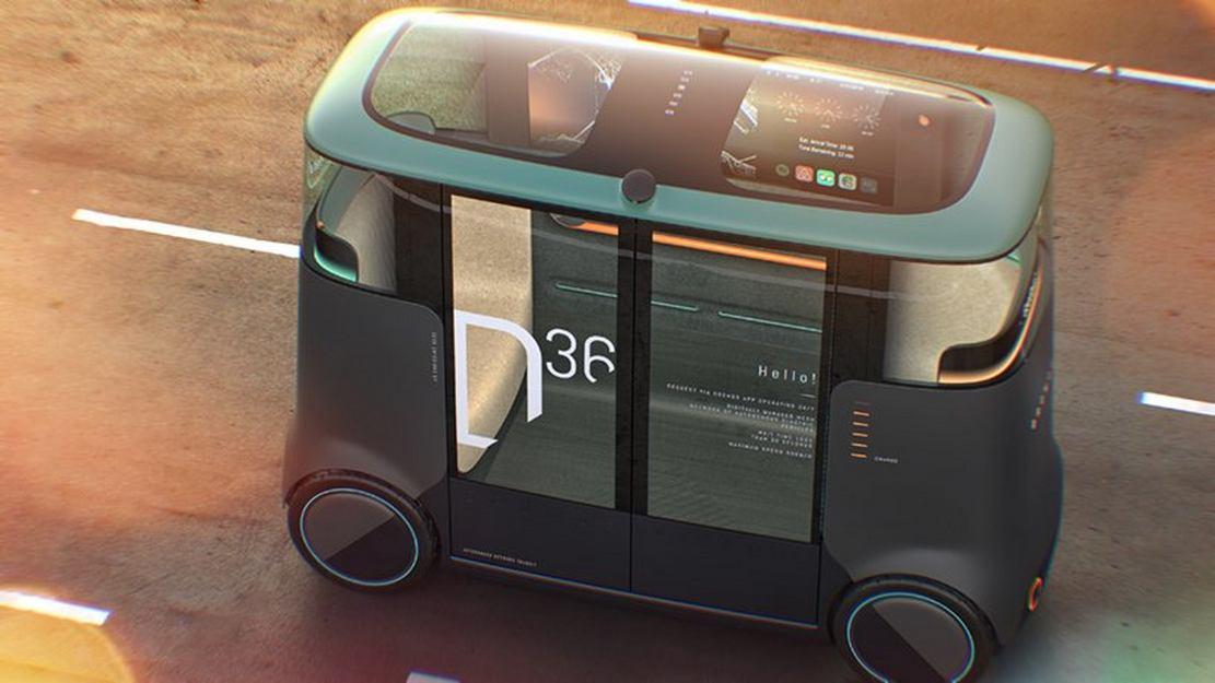 Autonomous Network Transit vehicle (5)