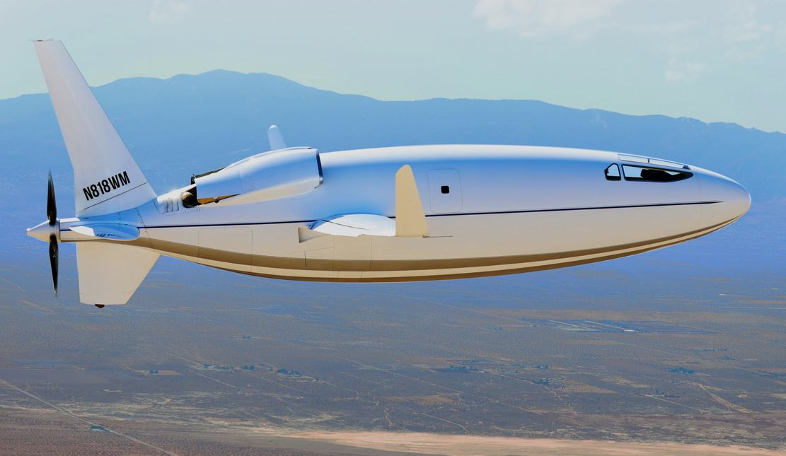 "Celera 500L ""Bullet Plane"" (1)"
