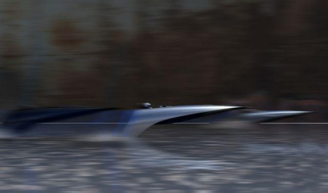 E1 Electric Hydrofoil racing boats (3)