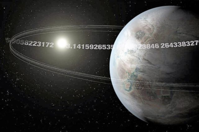 Earth-sized 'pi planet' with a 3.14-day orbit