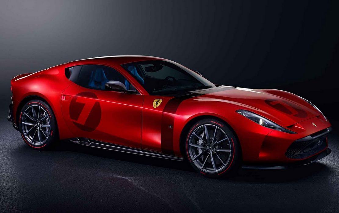 Ferrari Omologata Coupe