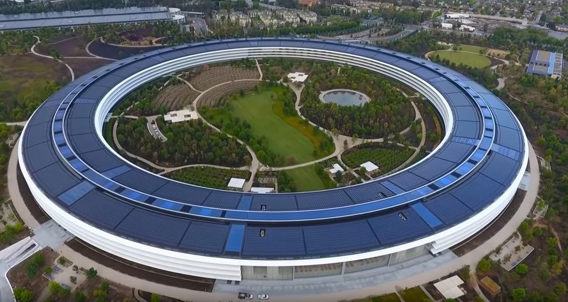 Inside the $5 Billion Apple Park (6)