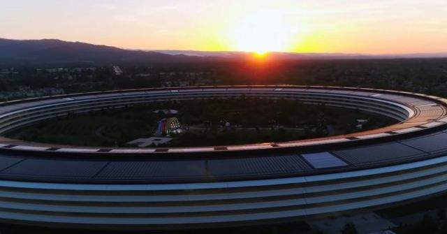 Inside the $5 Billion Apple Park (2)