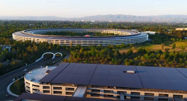 Inside the $5 Billion Apple Park (1)