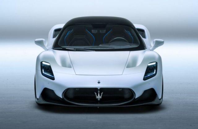 Maserati MC20 super sports car (6)