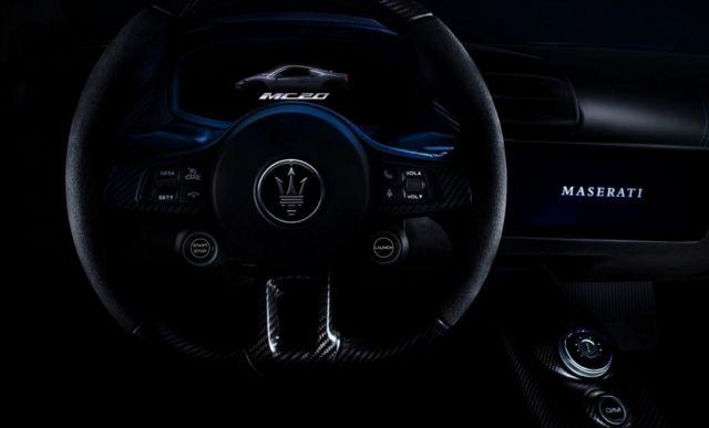 Maserati MC20 super sports car (3)