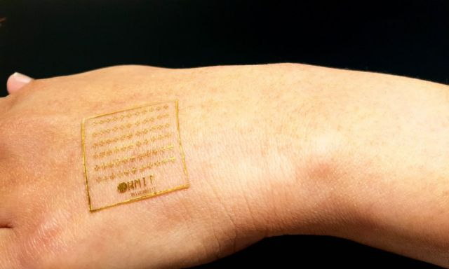 New Electronic Skin that can 'Feel' Pain