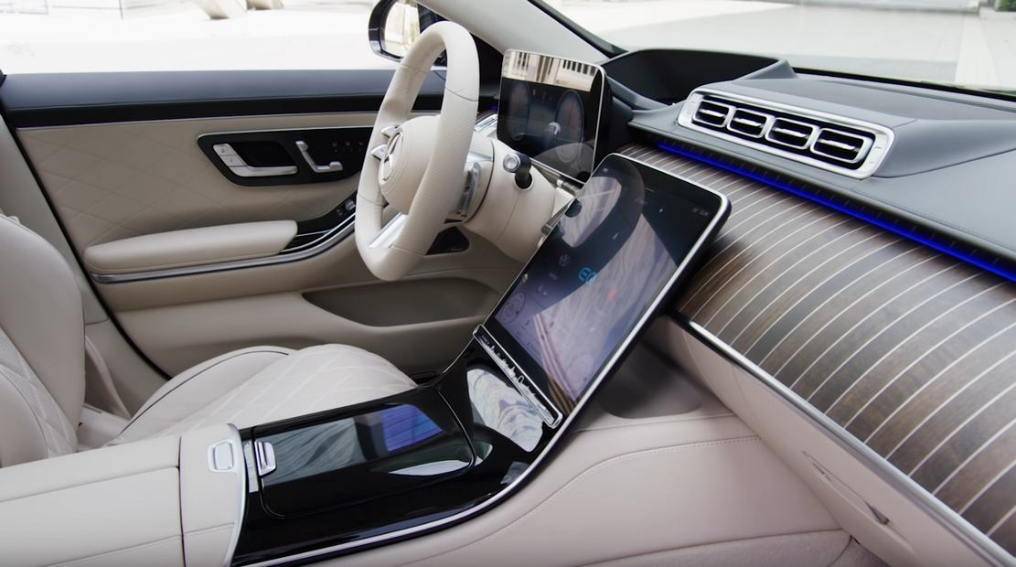New Mercedes S-Class - see why it's their most luxurious car ever