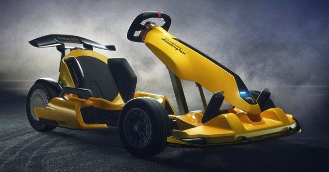 Ninebot Electric Lamborghini Go-Kart Pro (8)