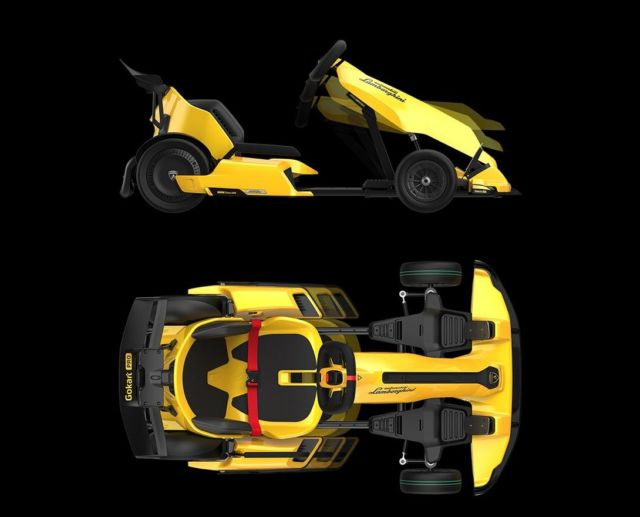 Ninebot Electric Lamborghini Go-Kart Pro (6)