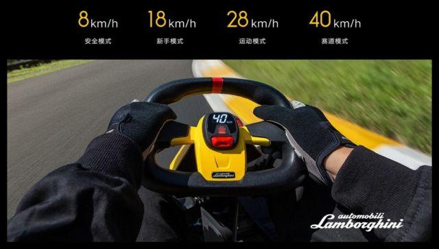 Ninebot Electric Lamborghini Go-Kart Pro (5)