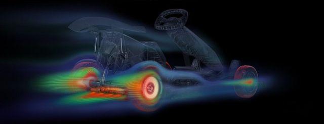 Ninebot Electric Lamborghini Go-Kart Pro (4)