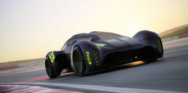 Porsche 411 concept (2)