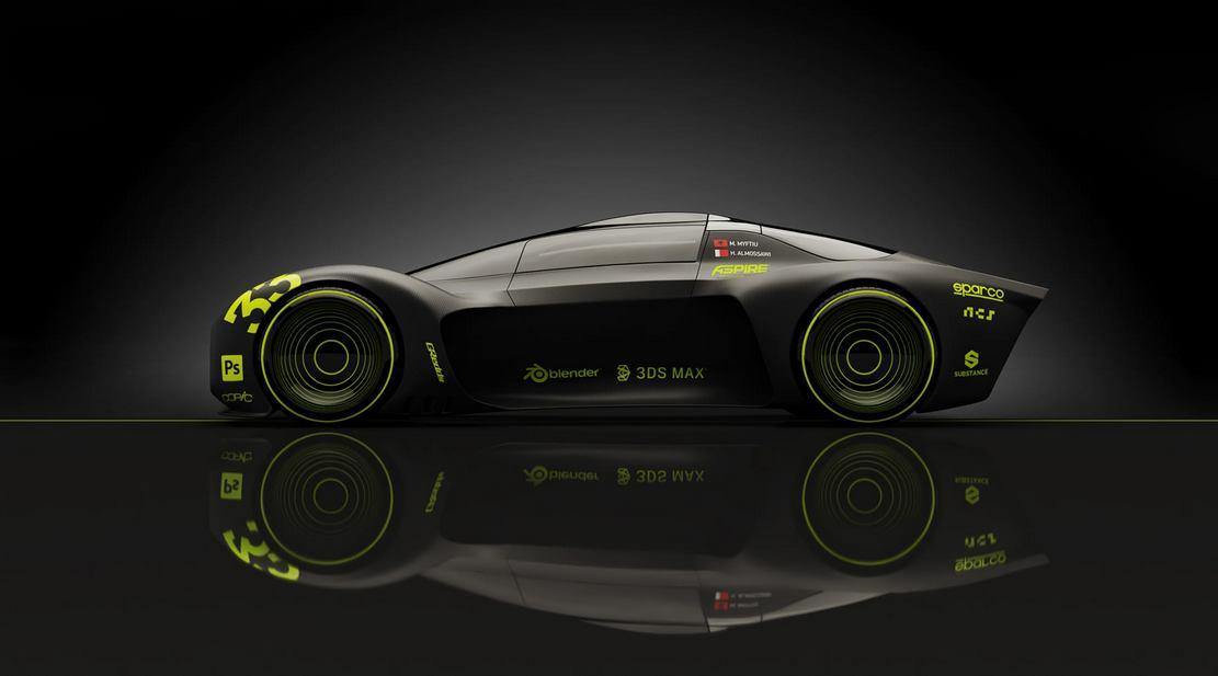 Porsche 411 concept (1)
