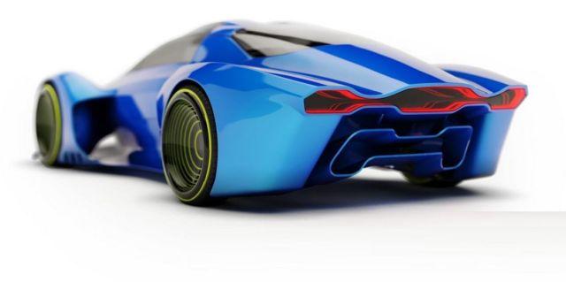 Porsche 411 concept (15)