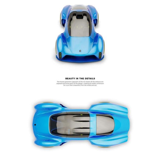Porsche 411 concept (11)
