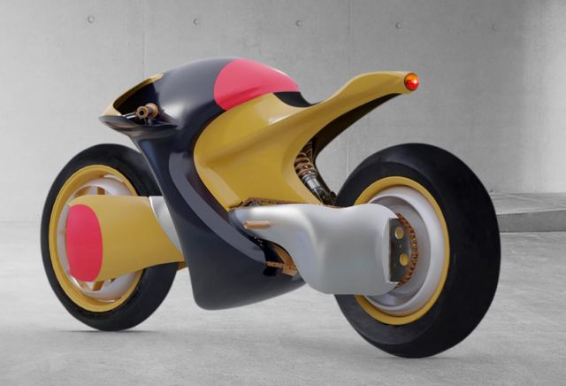 TTT Electric Motorcycle concept (8)