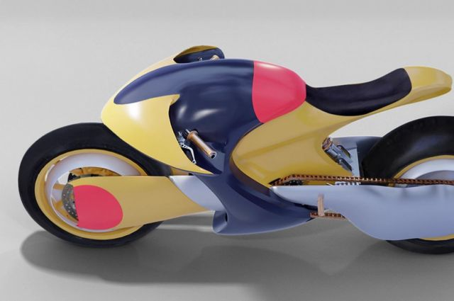 TTT Electric Motorcycle concept (7)