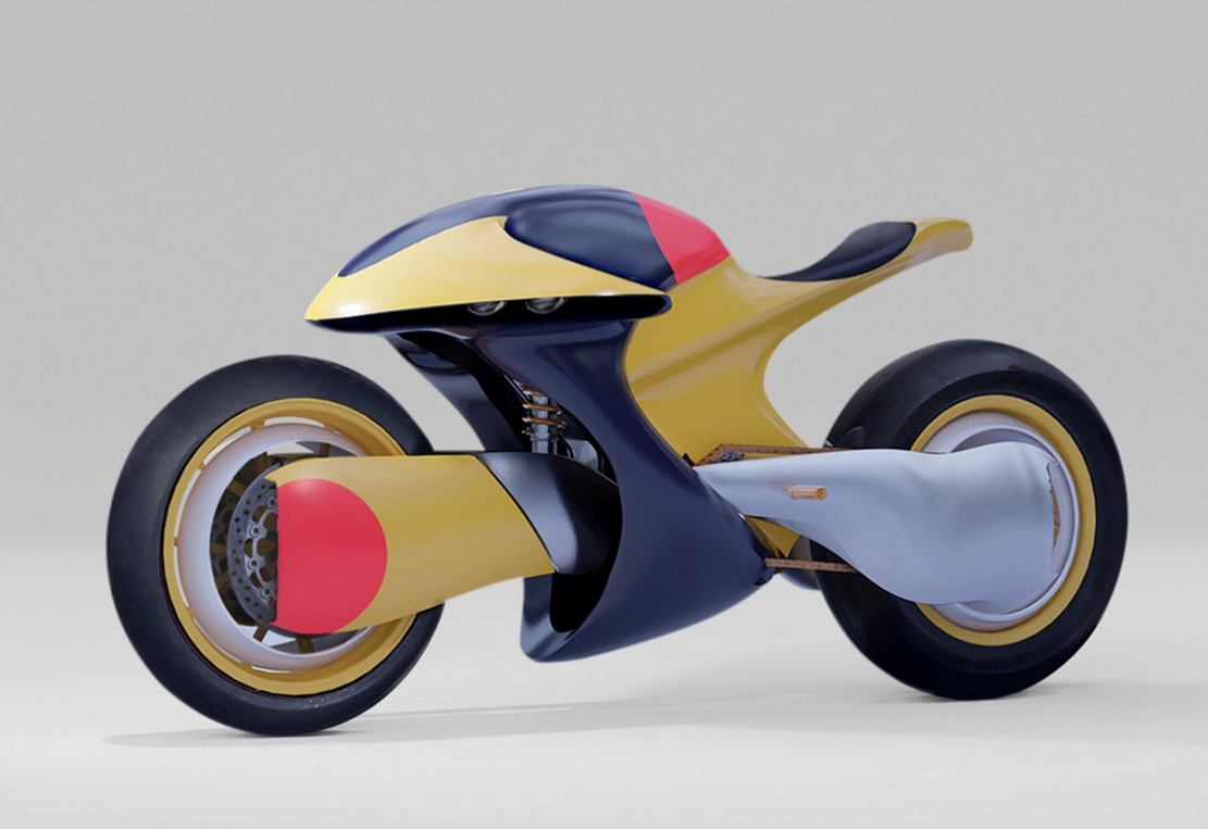 TTT Electric Motorcycle concept (6)