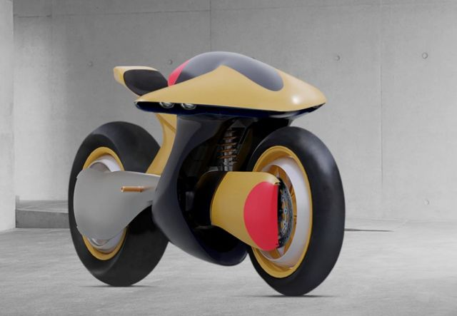 TTT Electric Motorcycle concept (4)