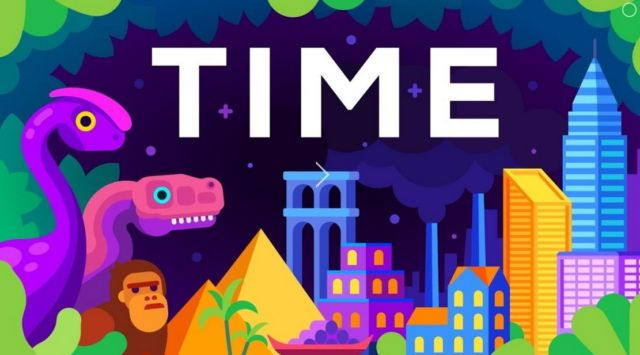 Time- The History & Future of Everything