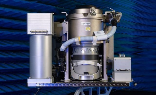 A new NASA's $23 million toilet on the Space Station