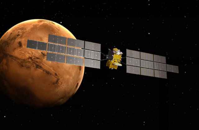 Airbus to bring first Mars samples to Earth