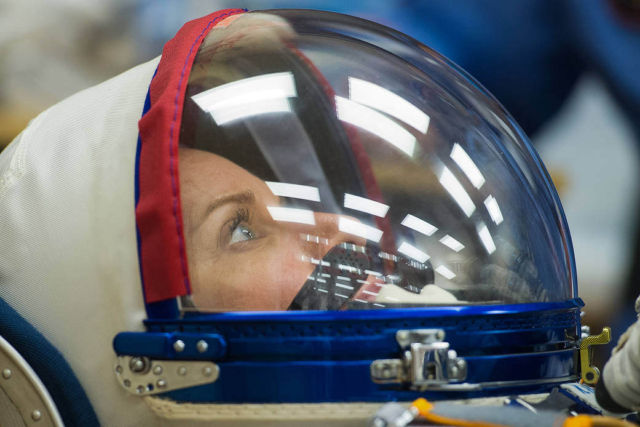 Astronaut Kate Rubins Prepares for Launch to Space Station