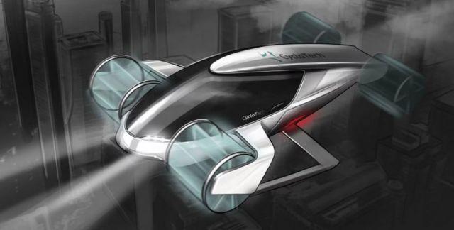Cyclogyro Rotor concept (3)