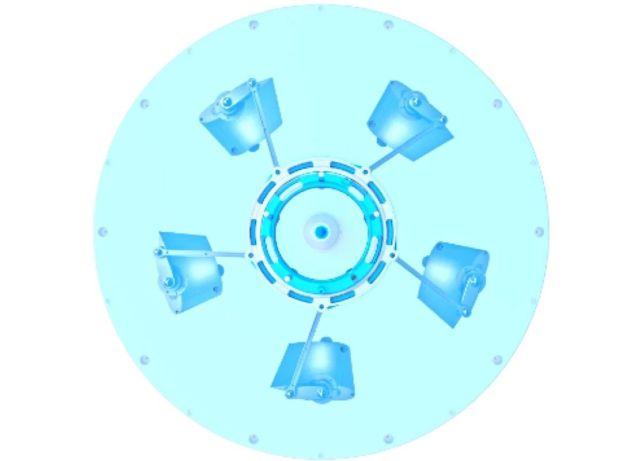 Cyclogyro Rotor concept (2)