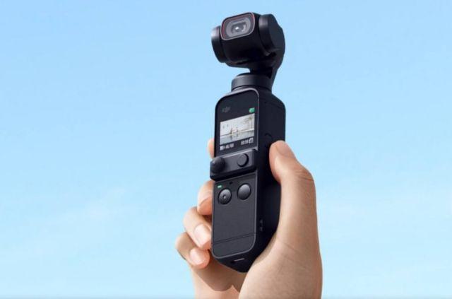 DJI Pocket 2 tiny camera