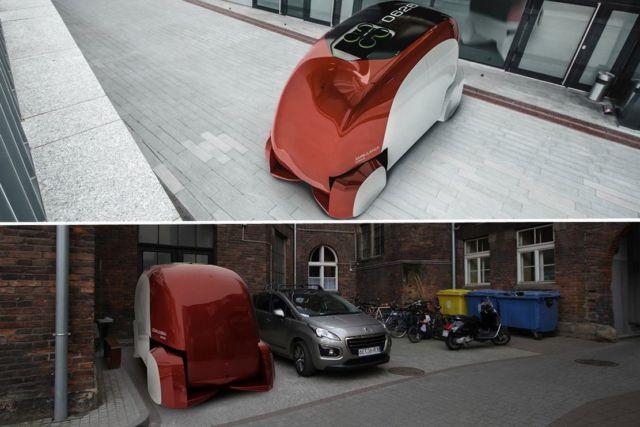 ERKA Autonomous Ambulance concept (6)