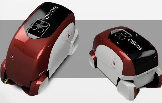ERKA Autonomous Ambulance concept (5)