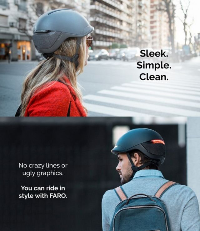 FARO sleek smart Cycling Helmet (3)