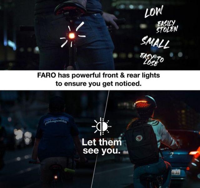 FARO sleek smart Cycling Helmet (2)