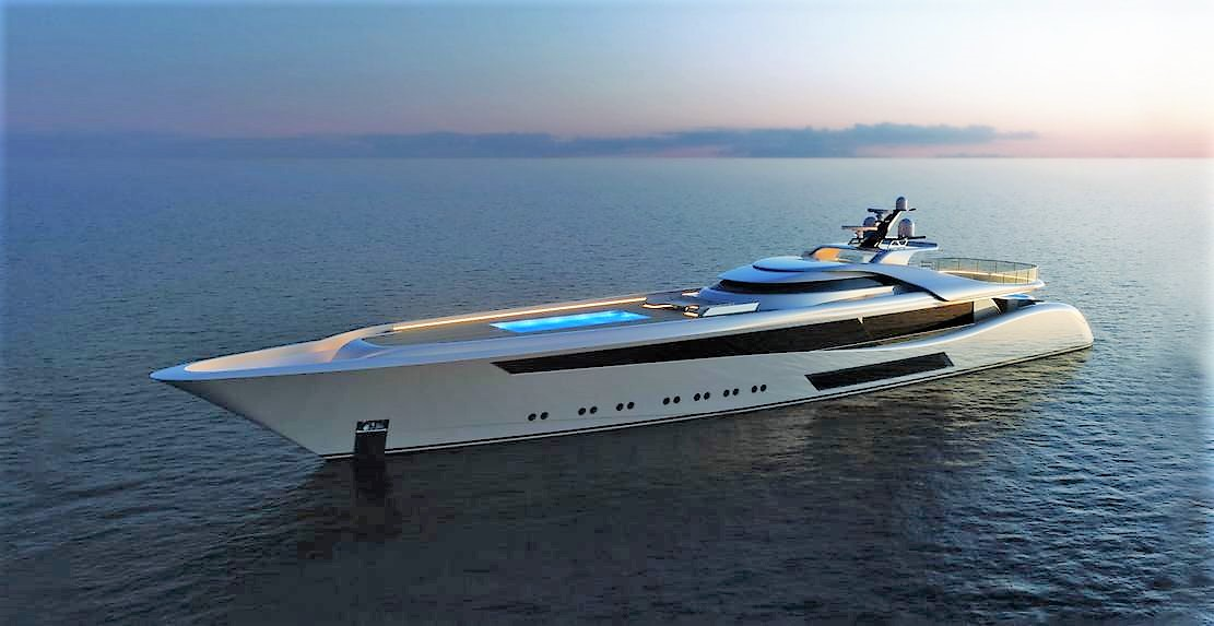 Feadship Project 3073 Sports Yacht concept (4)