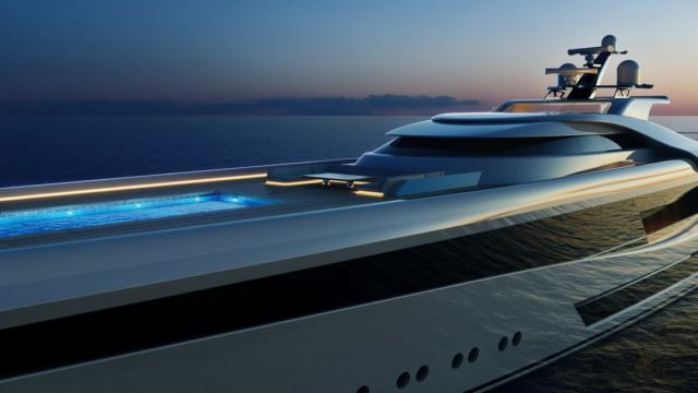 Feadship Project 3073 Sports Yacht concept (2)