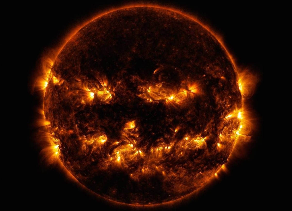 Halloween Sun