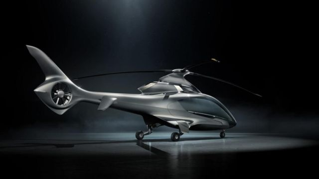 Hill Helicopters HX50 (2)
