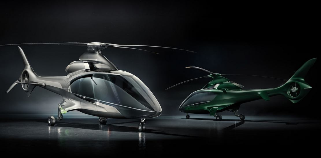 Hill Helicopters HX50 (1)